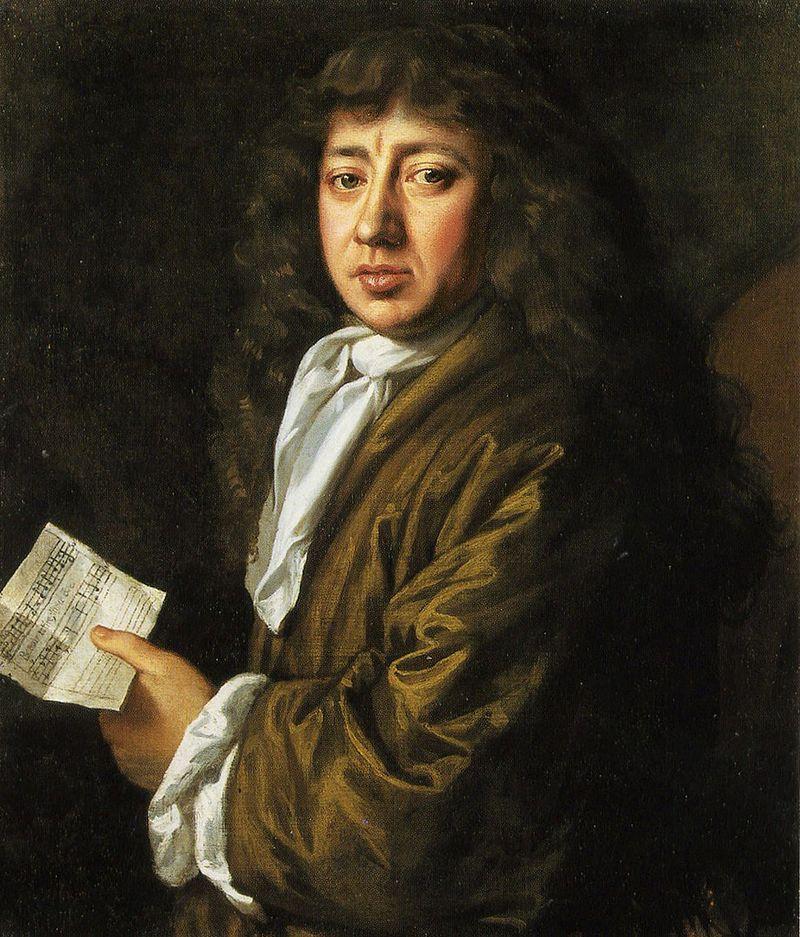 Samule Pepys portrait by John Hayls, 1666