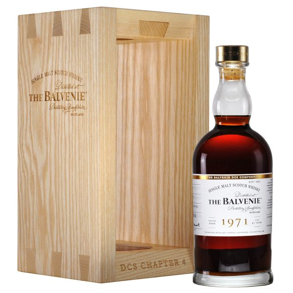 1971 Balvenie 47-Year-Old | DCS Compendium Chapter Four | 49.9%