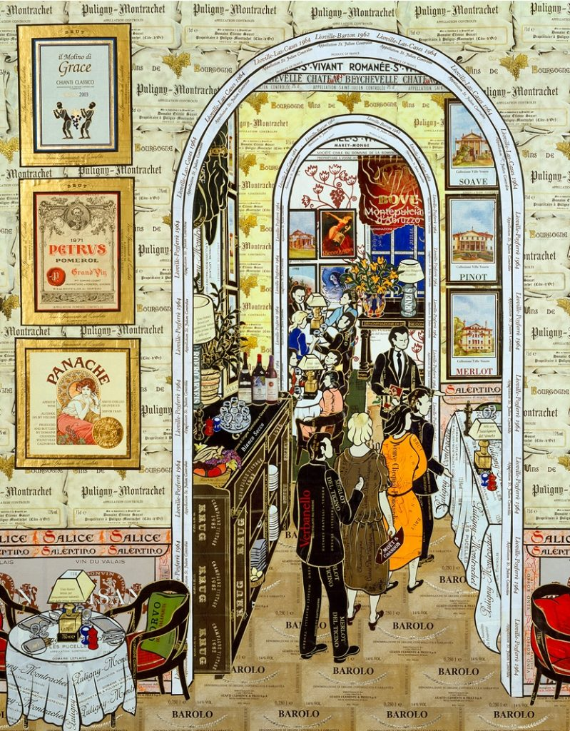 Harry's Bar by Valentino Monicello