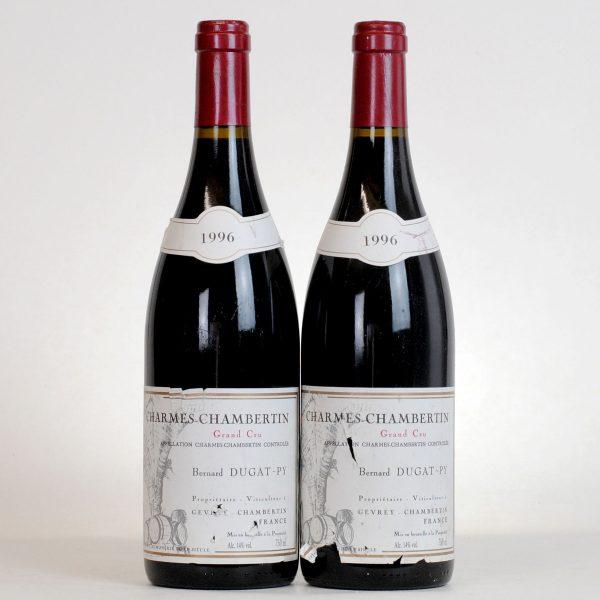 1996 Dugat-Py Charmes-Chambertin (1 x 75cl)