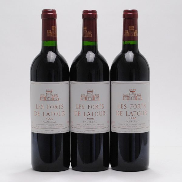 1996 Les Forts de Latour