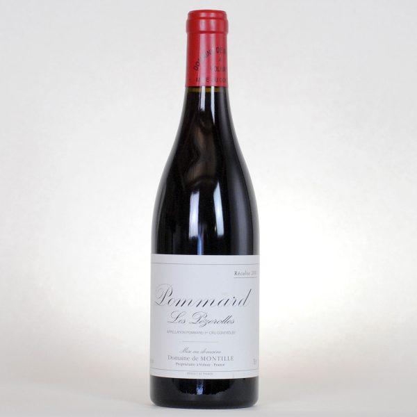 2001 Domaine de Montille Pommard 1er Cru Les Pézerolles (1 x 75cl bottle)