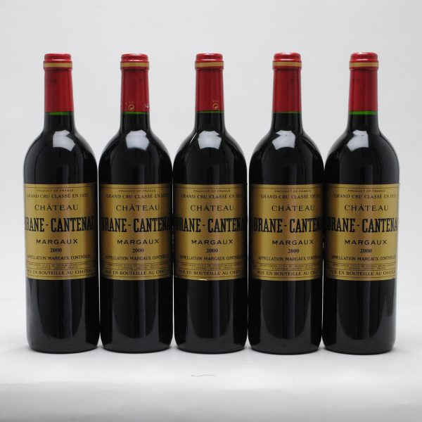 2000 Château Brane-Cantenac