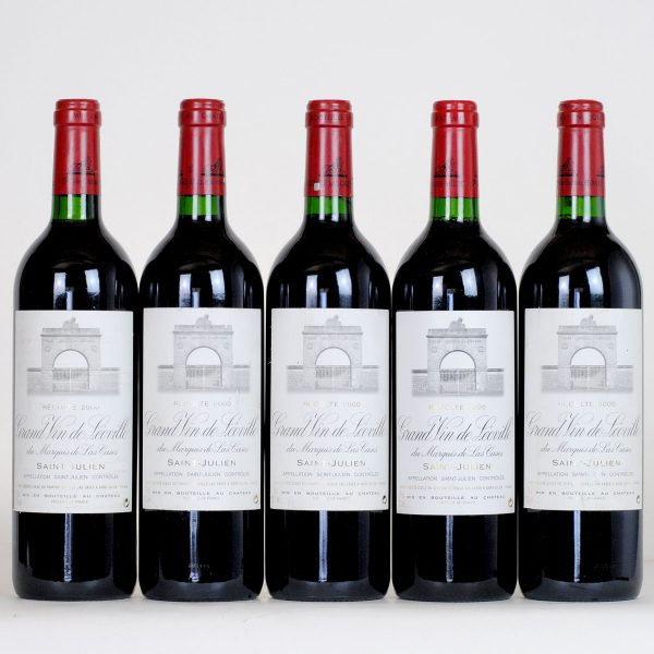 200 Château Léoville Las Cases (1 x 75cl bottle)